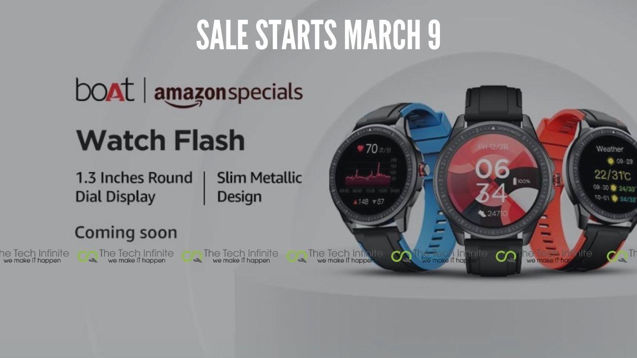 sale starts March 9