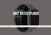 Photo of BOAT Watch Xplorer: Another Smartwatch With Premium Features