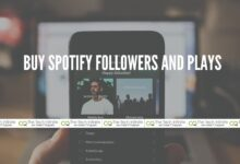 Photo of 5 BEST SITES to BUY SPOTIFY FOLLOWERS and PLAYS