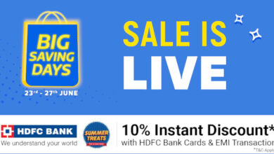 Photo of Flipkart Big Saving Days: Exciting Offers To Look At