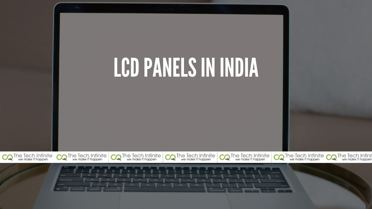 lcd Panels in india