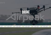 Photo of Sony Airpeak S1 Professional Drone