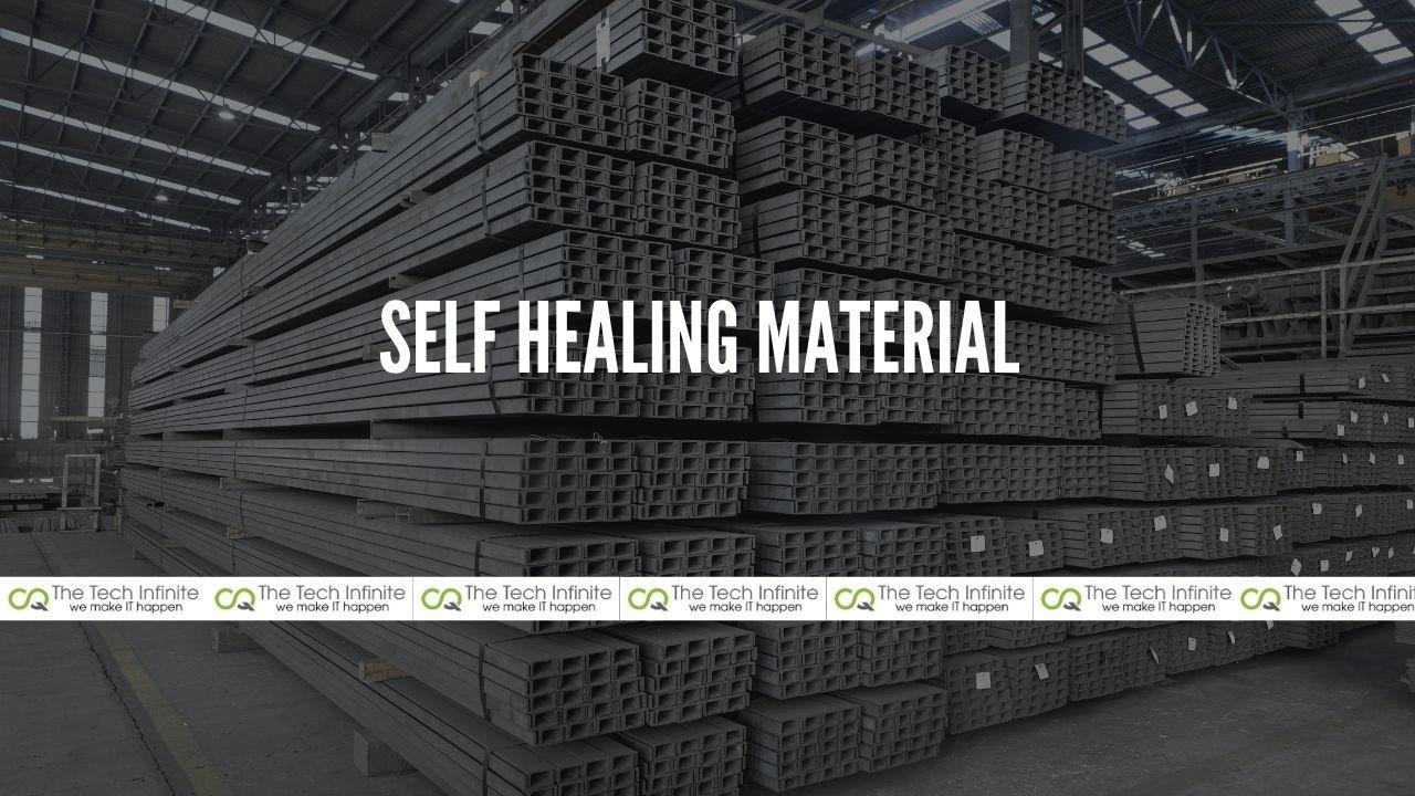 self healing material